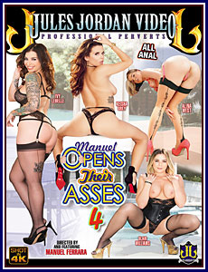 Manuel Opens Their Asses 4 Porn DVD