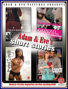 Adam and Eve's Short Stories Porn DVD
