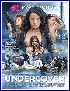 Undercover Porn DVD