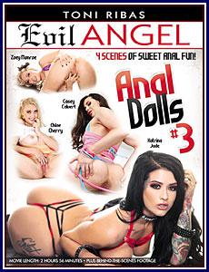 Anal Dolls 3 Porn DVD