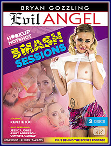 Hookup Hotshot: Smash Sessions Porn DVD