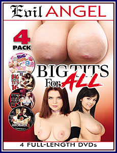 Big Tits For All 4-Pack Porn DVD