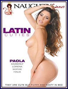 Latin Cuties Porn DVD