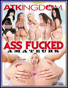ATK Ass Fucked Amateurs Porn DVD