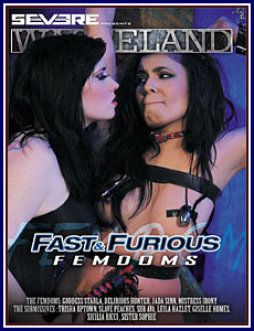 Fast and Furious FemDoms Porn DVD