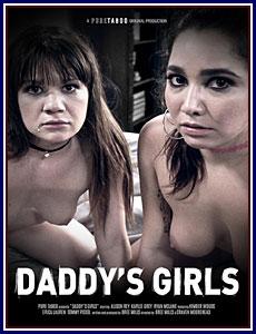 Daddy's Girl Porn DVD