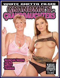 Grandma's Vs Granddaughters Porn DVD