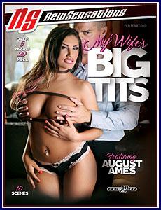 My Wife's Big Tits Porn DVD