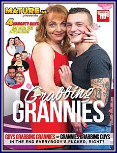 Grabbing Grannies Porn DVD
