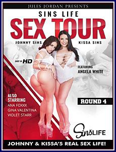 Sins Life: Sex Tour Round 4 Porn DVD