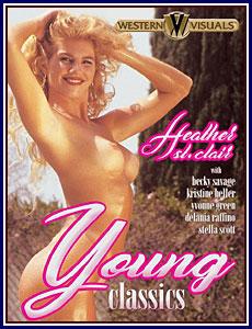Young Classics Porn DVD