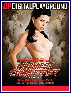 Filthiest Cums First 2 Porn DVD