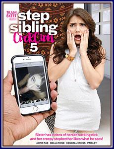 Step Sibling Coercion 5 Porn DVD
