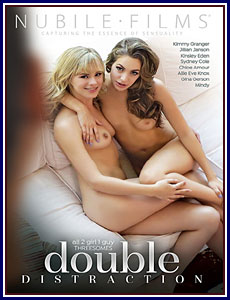 Double Distraction Porn DVD