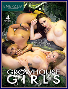 Growhouse Girls Porn DVD