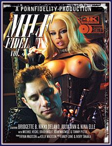 MILF Fidelity 3 Porn DVD