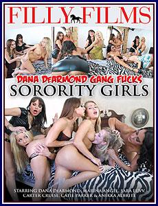 Dana DeArmond Gang Fucks Sorority Girls Porn DVD