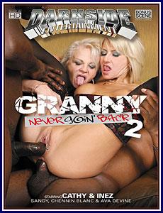Granny Never Goin' Back 2 Porn DVD