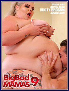 Big Bad Mamas 9 Porn DVD