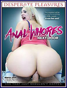 Anal Whores Next Door Porn DVD
