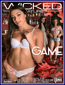 The Game Porn DVD