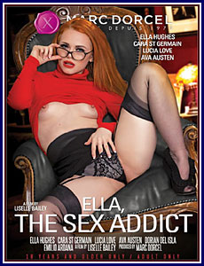 Ella, The Sex Addict Porn DVD