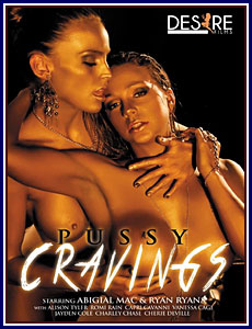 Pussy Cravings Porn DVD