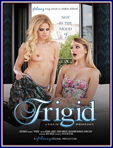 Frigid Porn DVD