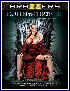 Queen of Thrones Porn DVD