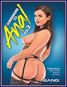 Surrender to Anal 2 Porn DVD