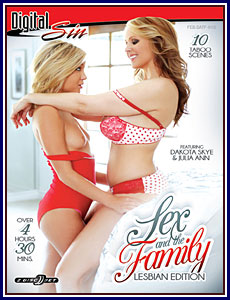 Sex And The Family Porn DVD