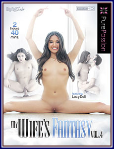 My Wife's Fantasy 4 Porn DVD