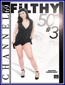 Filthy 50's 3 Porn DVD