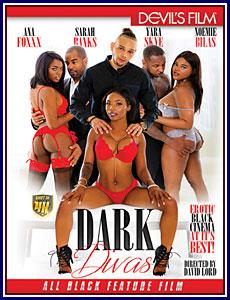 Dark Divas Porn DVD