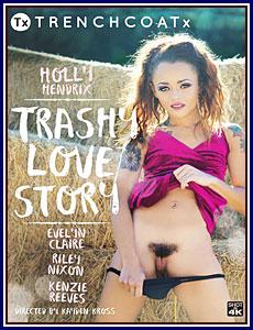 Trashy Love Story Porn DVD