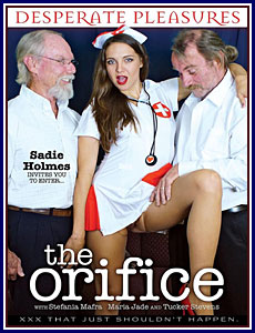 The Orifice Porn DVD