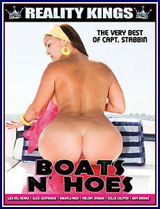 Boats N' Hoes Porn DVD