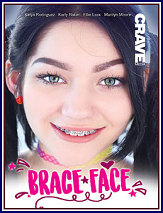 Brace Face Porn DVD