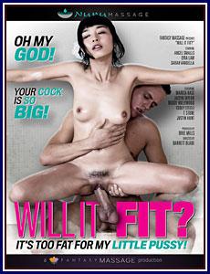 Will It Fit? Porn DVD