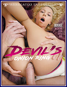 Devil's Onion Ring Porn DVD