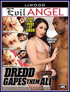 Dredd Gapes Them All Porn DVD