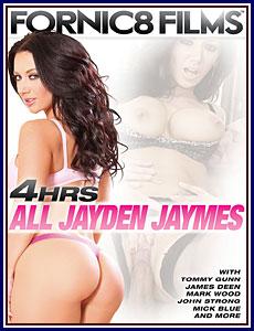4 Hrs All Jayden Jaymes Porn DVD