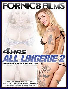 4 Hrs All Lingerie 2 Porn DVD