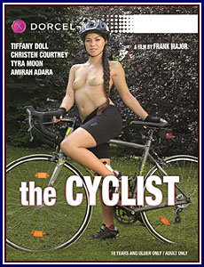 The Cyclist Porn DVD
