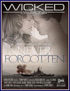 Never Forgotten Porn DVD