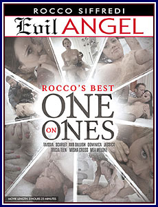 Rocco's Best One On Ones Porn DVD