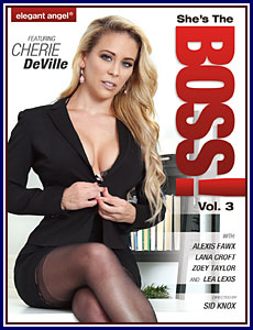 She's The Boss 3 Porn DVD