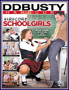 Hardcore Schoolgirls Porn DVD