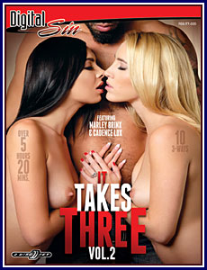 It Takes Three 2 Porn DVD