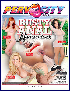 Busty Anal Housewives Porn DVD